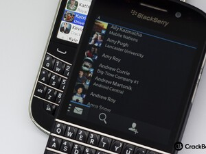 BlackBerry 7 to BlackBerry 10: Contacts
