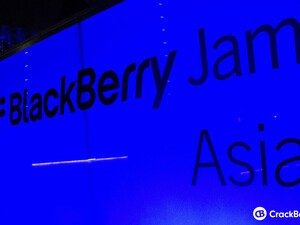 Last chance to register online for BlackBerry Jam Asia