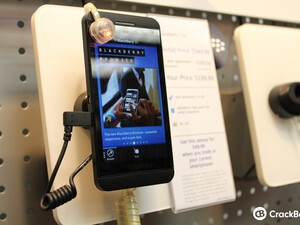 What do Z10 price cuts mean for BlackBerry 10?