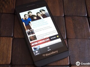 MTV News for BlackBerry 10 arrives in BlackBerry World