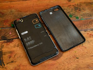 Reminder: Last chance to enter to win a FREE BlackBerry Z30!