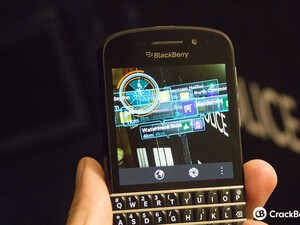 ARKick brings their contextual augmented reality app to BlackBerry 10