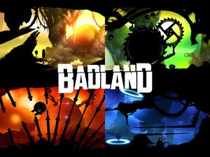 Frogmind bringing their hit game BADLAND to BlackBerry 10