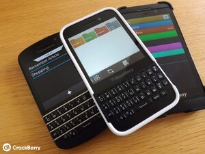 Do you use the BlackBerry 10 Remember app?