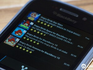 Rovio rolls out the original Angry Birds and Angry Birds Seasons for BlackBerry 10
