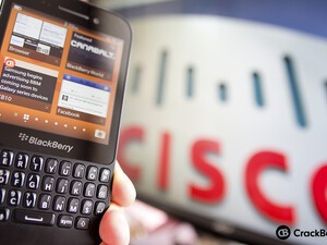 What if Cisco bought BlackBerry?