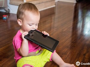 Would you want a 'kid zone' feature on your BlackBerry device?