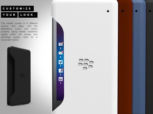 BlackBerry Z10 case concept lets you see your notifications and LED