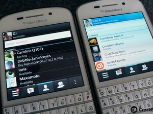 Q10 Owners: Do you want the dark theme back?