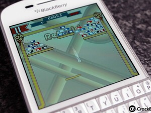 Miss Brick Breaker on your BlackBerry? Give Retroid a try