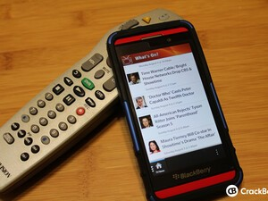 What's On? - Now available in a lite version for BlackBerry 10
