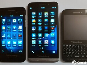 BlackBerry Z30 compared to Z10 and Q5 in new round of leaked photos!
