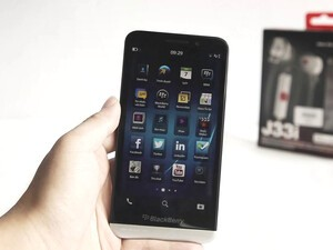 Wireless Power Consortium listing pegs BlackBerry Z30 as supporting Qi wireless charging