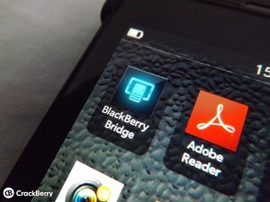 BlackBerry Bridge gets updated with full BlackBerry 10 support