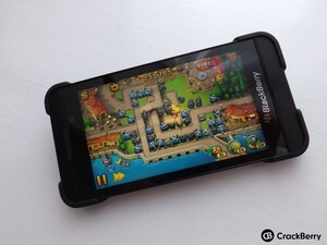 Prepare to get addicted with Fieldrunners 2 for BlackBerry 10