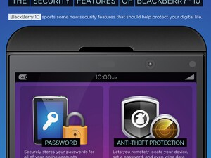 Trend Micro highlights some of the security features of BlackBerry 10