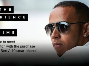 Live in the UAE? You could win a chance to meet Lewis Hamilton in Abu Dhabi