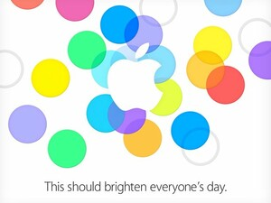 Apple announces their new iPhone today, so you can win a new free BlackBerry here!