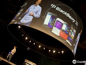 The latest stats on the BlackBerry 10 app ecosystem