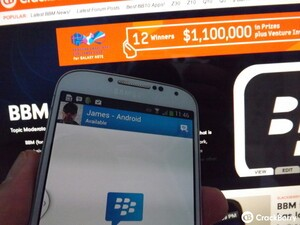 BBM now available to download for Android and iOS in Africa