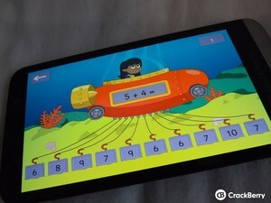 Use your BlackBerry 10 device to help your child learn with TSL Education apps