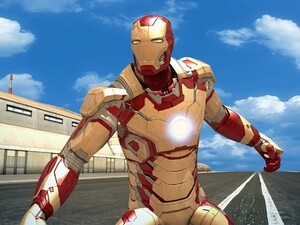Iron Man 3 lands on BlackBerry 10 courtesy of Gameloft