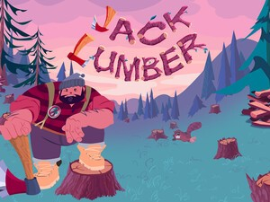 A tree killed his granny and now he is out for revenge - Jack Lumber now available for BlackBerry 10