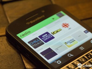Rad.io brings over 10,000 radio stations and podcasts to your BlackBerry 10 smartphone