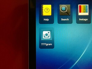 ????gram will soon have a name and provide full native Instagram app functionality for BlackBerry 10!