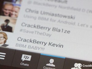 BlackBerry announces their Enterprise BBM Suite - BBM Protected