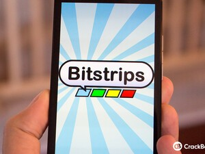How to get Bitstrips on your BlackBerry 10 device