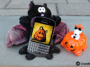 Get into the Halloween spirit with these apps, games, and more for your BlackBerry
