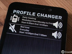 Automatically change your device notifications with Profile Changer Pro