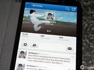 Twitter for BlackBerry 10 updated to v10.2.1.2