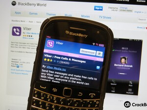 Viber updated for legacy devices - Offers bug fixes, improvements and Twitter integration