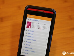 Wattpad makes its way onto BlackBerry 10