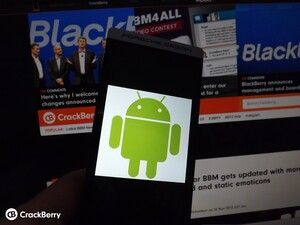 BlackBerry Jam Android Virtual Conference coming December 4th