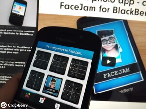FaceJam for BlackBerry 10 gets updated to version 2.0