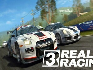 Real Racing 3 updated with new track, cars and game modes