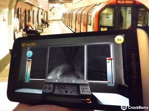 Fancy being a train driver? You can with Subway Simulator 3D for BlackBerry 10