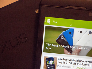 The Android Central app is now officially available in BlackBerry World!