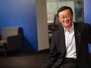 "Says BlackBerry CEO, ""If we ship 10 million phones in a year, we'll be profitable on phones"""
