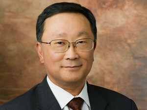 CrackBerry Q&A with John Chen, BlackBerry's new CEO!