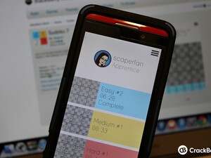 Love number puzzles? Check out Sudoku 7 for BlackBerry 10