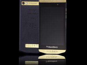 Gold  & Co. London 24kt gold plated Porsche Design P'9982 goes on sale tomorrow in Dubai