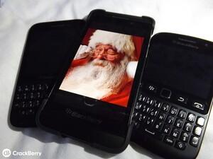 UK BlackBerry PAYG Christmas price guide