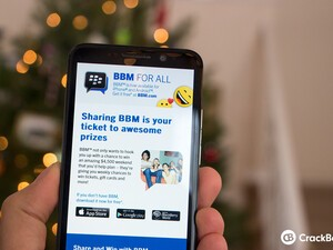 Share BBM for a chance to win some awesome prizes