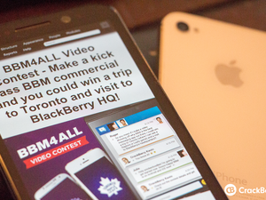 Announcing the winner of our BBM4ALL Video Contest!