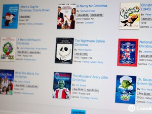 The best Christmas movies you can buy on your BlackBerry