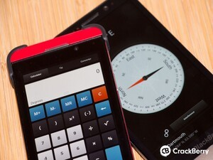 BlackBerry 10 Compass and Calculator apps updated in BlackBerry World